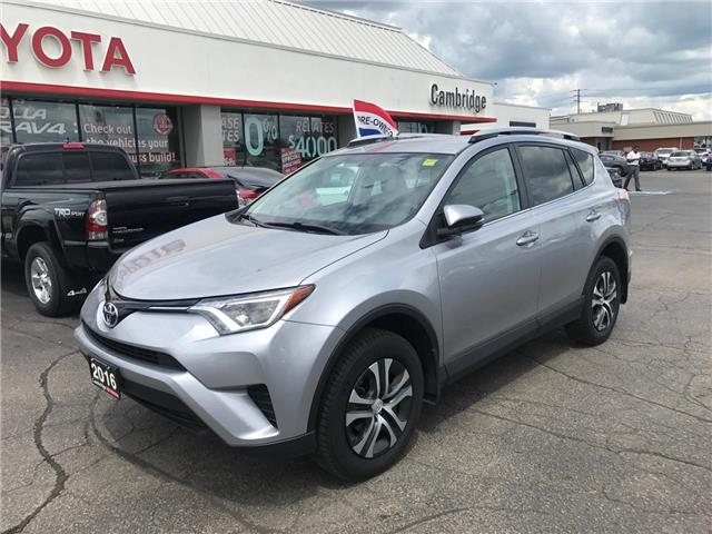 2016 Toyota RAV4  (Stk: 2000911) in Cambridge - Image 2 of 15