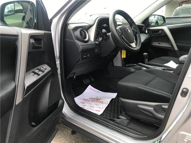 2016 Toyota RAV4  (Stk: 2000911) in Cambridge - Image 10 of 15