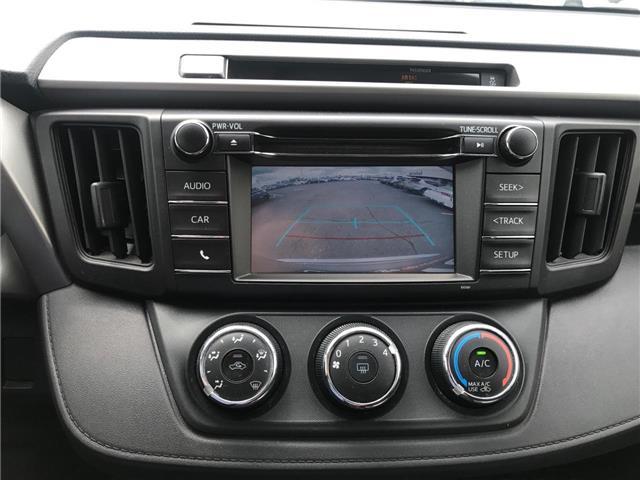 2016 Toyota RAV4  (Stk: 2000911) in Cambridge - Image 12 of 15
