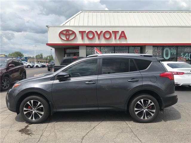 2015 Toyota RAV4  (Stk: 2001033) in Cambridge - Image 1 of 15