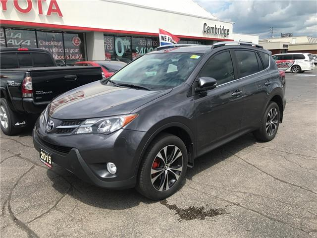 2015 Toyota RAV4  (Stk: 2001033) in Cambridge - Image 2 of 15