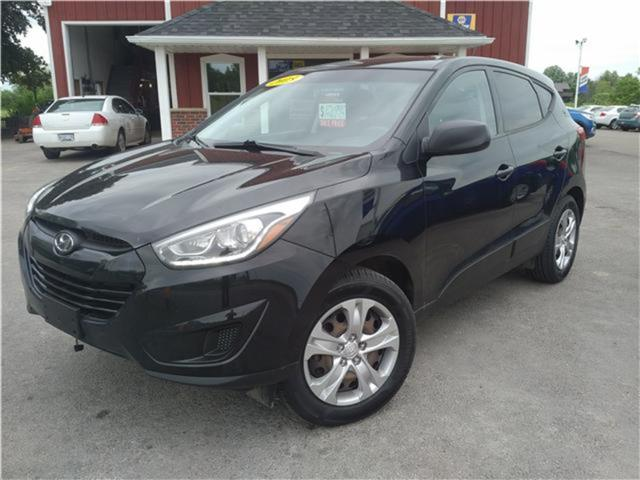 2015 Hyundai Tucson  (Stk: 555732) in Toronto, Ajax, Pickering - Image 1 of 4