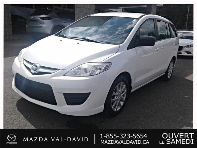 2010 Mazda Mazda5  (Stk: B-1656A) in Val-David - Image 1 of 23