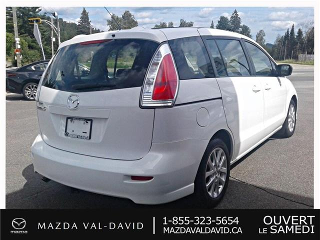 2010 Mazda Mazda5  (Stk: B-1656A) in Val-David - Image 5 of 23