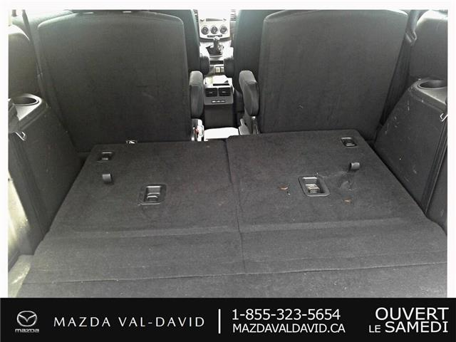 2010 Mazda Mazda5  (Stk: B-1656A) in Val-David - Image 7 of 23
