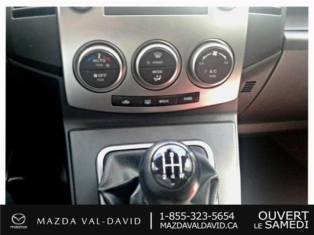 2010 Mazda Mazda5  (Stk: B-1656A) in Val-David - Image 23 of 23