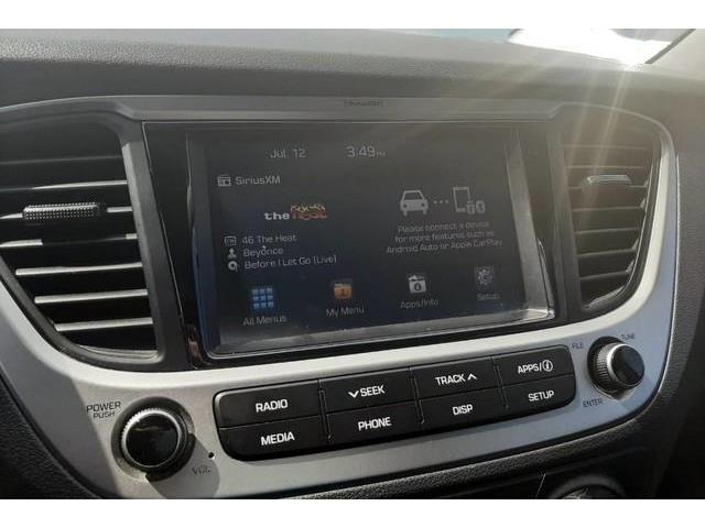 2019 Hyundai Accent Preferred (Stk: 12563A) in Saskatoon - Image 11 of 22