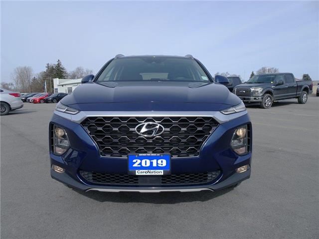2019 Hyundai Santa Fe Essential   AWD   HTD SEATS   BLINDSPOT MON   (Stk: DR104) in Brantford - Image 2 of 39