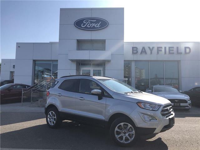 2019 Ford EcoSport SE (Stk: ET19740) in Barrie - Image 1 of 27