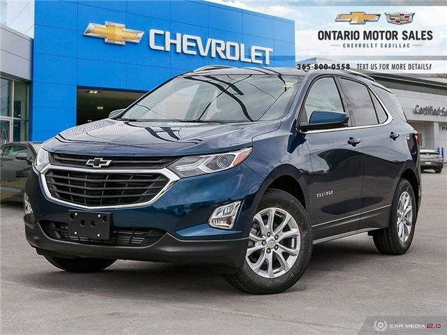 New Chevrolet Equinox for Sale in Oshawa | Ontario Motor Sales
