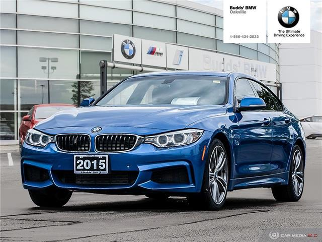 2015 BMW 435i xDrive Gran Coupe (Stk: DB5664) in Oakville - Image 1 of 25