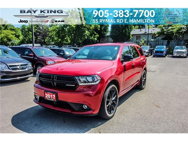 2017 Dodge Durango R/T (Stk: 6841RA) in Hamilton - Image 1 of 25