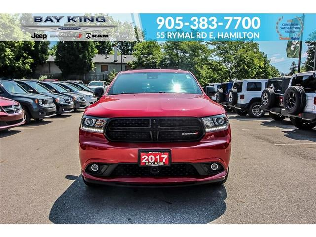 2017 Dodge Durango R/T (Stk: 6841RA) in Hamilton - Image 2 of 25