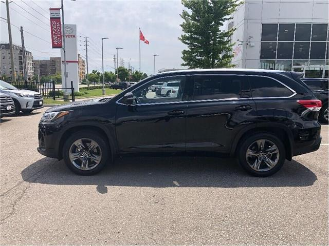 2017 Toyota Highlander Limited (Stk: u2714) in Vaughan - Image 2 of 21