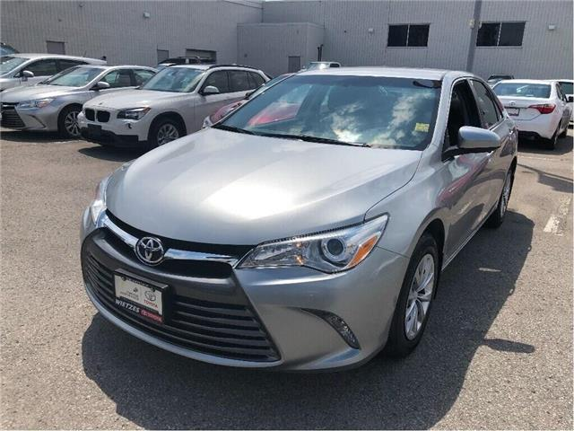 2016 Toyota Camry LE (Stk: u2710) in Vaughan - Image 1 of 15