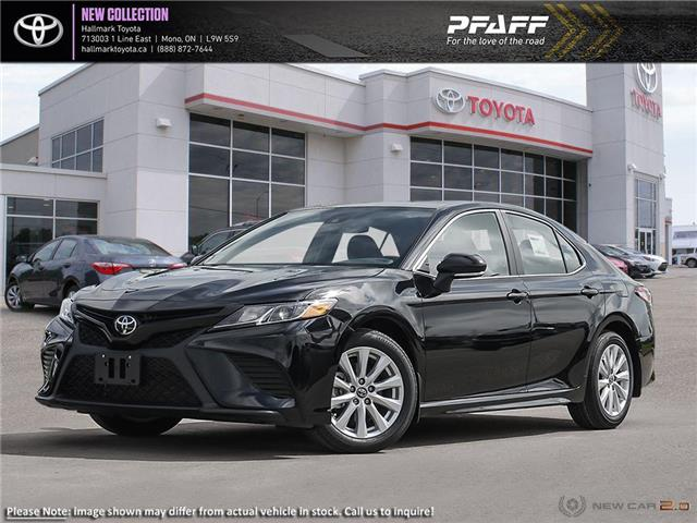 2019 Toyota Camry 4-Door Sedan SE 8A (Stk: H19590) in Orangeville - Image 1 of 23