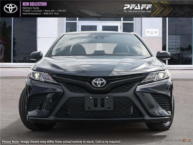 2019 Toyota Camry 4-Door Sedan SE 8A (Stk: H19590) in Orangeville - Image 2 of 23