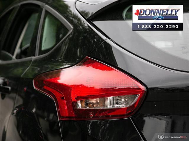 2018 Ford Focus SE (Stk: DR2241) in Ottawa - Image 12 of 28