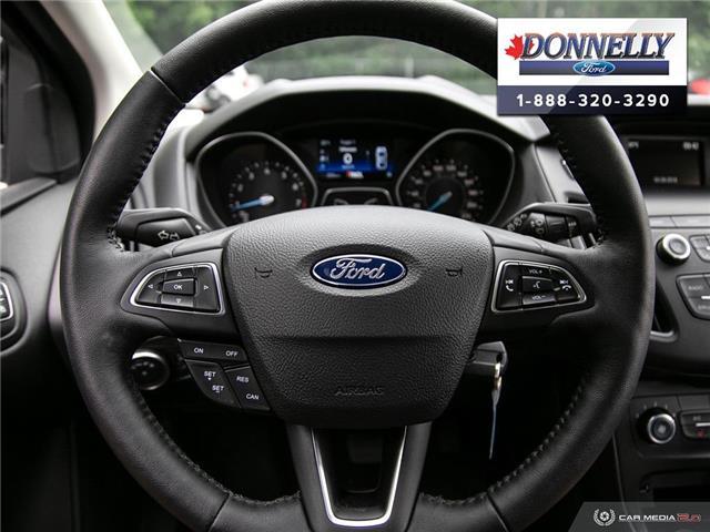 2018 Ford Focus SE (Stk: DR2241) in Ottawa - Image 14 of 28