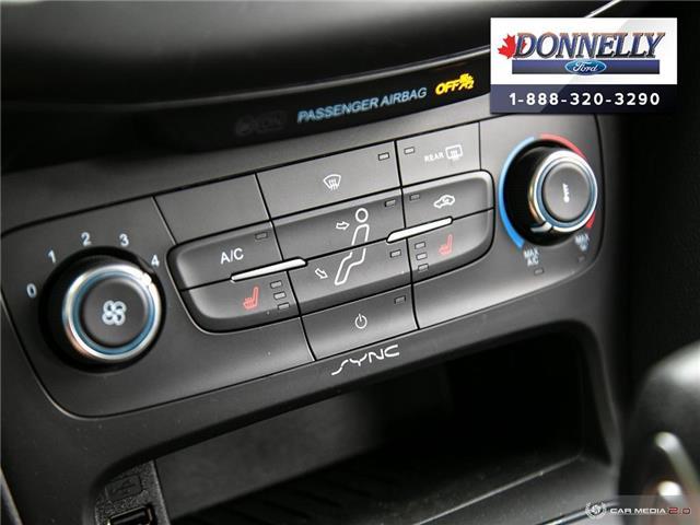 2018 Ford Focus SE (Stk: DR2241) in Ottawa - Image 20 of 28