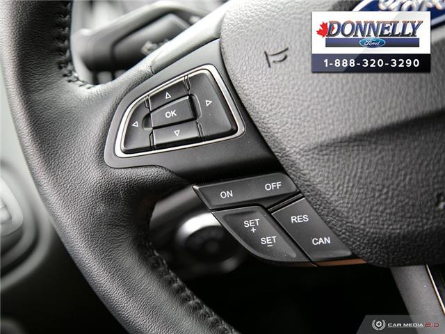2018 Ford Focus SE (Stk: DR2241) in Ottawa - Image 27 of 28