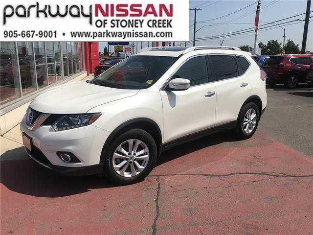 2015 Nissan Rogue SV (Stk: N19167A) in Hamilton - Image 1 of 12