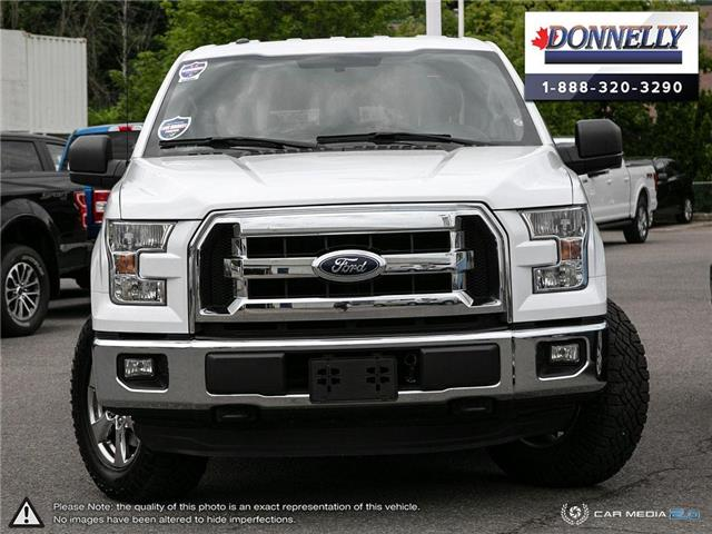 2015 Ford F-150 XLT (Stk: CLDS1433A) in Ottawa - Image 2 of 30