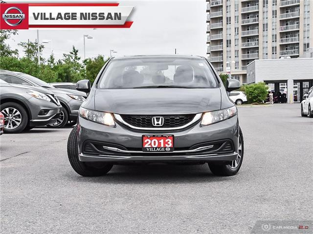 2013 Honda Civic EX (Stk: 90534A) in Unionville - Image 2 of 27