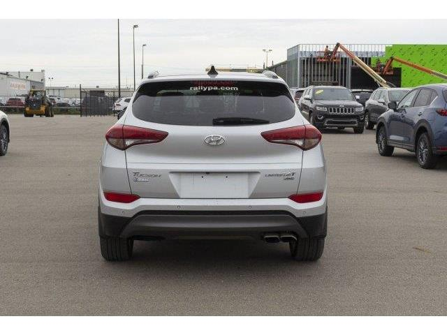 2016 Hyundai Tucson Limited (Stk: V815B) in Prince Albert - Image 6 of 11