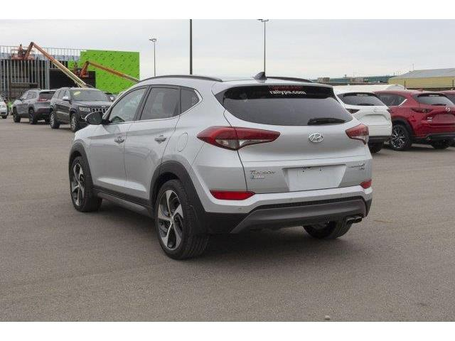 2016 Hyundai Tucson Limited (Stk: V815B) in Prince Albert - Image 7 of 11