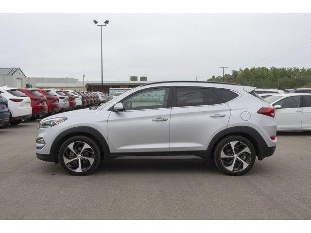 2016 Hyundai Tucson Limited (Stk: V815B) in Prince Albert - Image 8 of 11