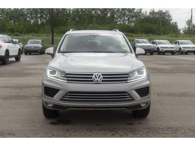 2016 Volkswagen Touareg  (Stk: 19116A) in Prince Albert - Image 2 of 11