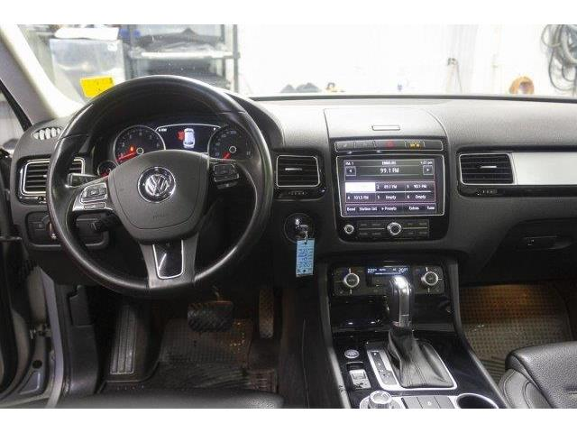 2016 Volkswagen Touareg 3.6L Comfortline (Stk: 19116A) in Prince Albert - Image 10 of 11