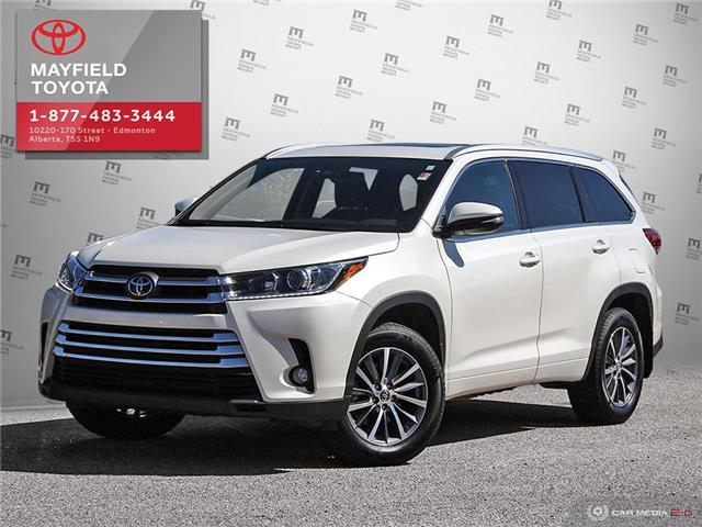 2017 Toyota Highlander XLE (Stk: 1901838A) in Edmonton - Image 1 of 20