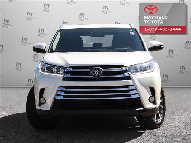 2017 Toyota Highlander XLE (Stk: 1901838A) in Edmonton - Image 2 of 20