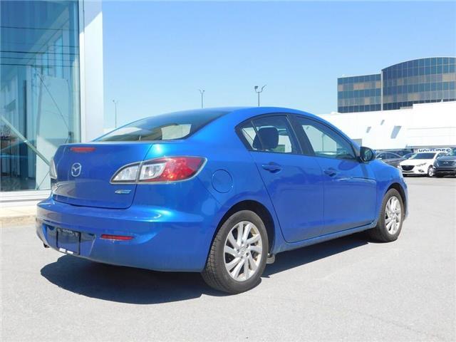 2012 Mazda Mazda3 GS-SKY (Stk: 94828a) in Gatineau - Image 7 of 14