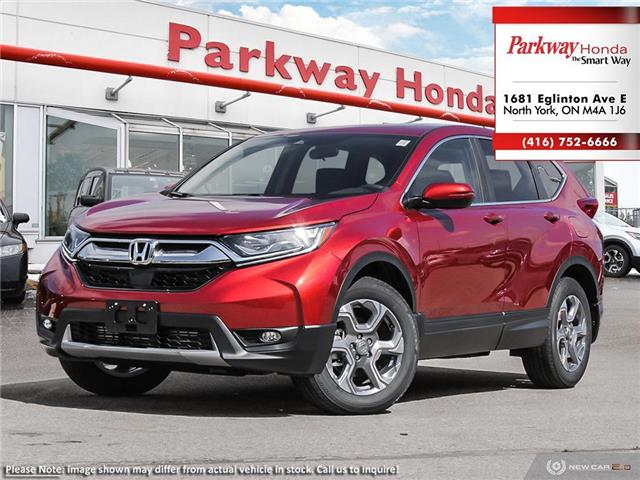 2019 Honda CR-V EX (Stk: 925468) in North York - Image 1 of 22