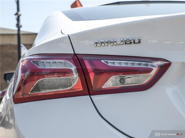 2019 Chevrolet Malibu LT (Stk: F569) in Saskatoon - Image 12 of 27