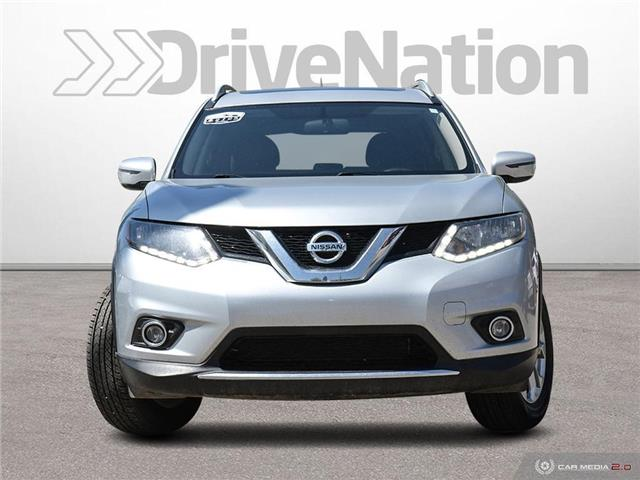 2016 Nissan Rogue SV (Stk: F572) in Saskatoon - Image 2 of 27