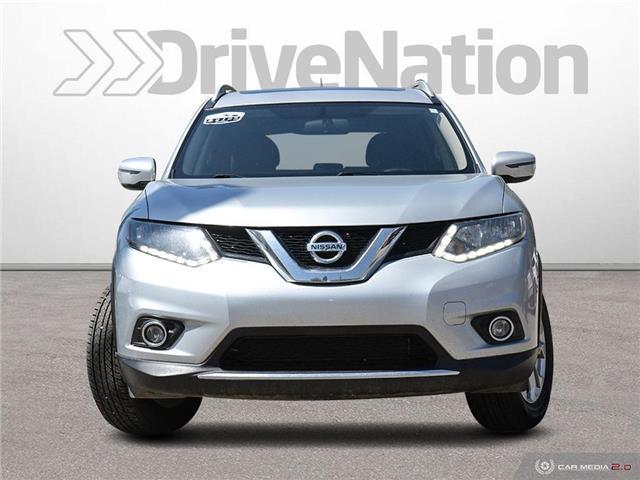 2016 Nissan Rogue SV (Stk: F572) in Saskatoon - Image 2 of 27