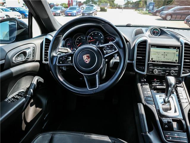 2016 Porsche Cayenne Base (Stk: 3358) in Milton - Image 14 of 30