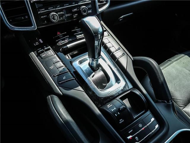 2016 Porsche Cayenne Base (Stk: 3358) in Milton - Image 27 of 30