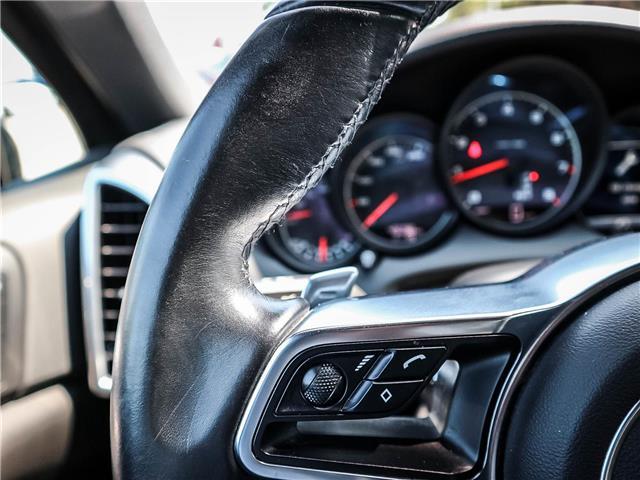 2016 Porsche Cayenne Base (Stk: 3358) in Milton - Image 29 of 30
