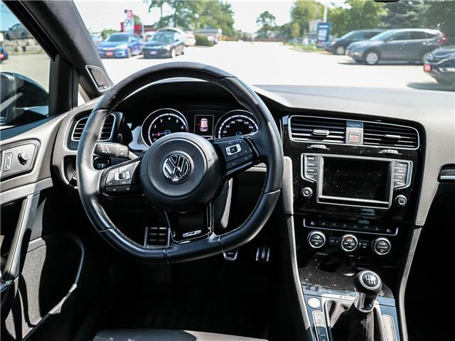 2016 Volkswagen Golf R 2.0 TSI (Stk: WBUR4) in Milton - Image 14 of 26