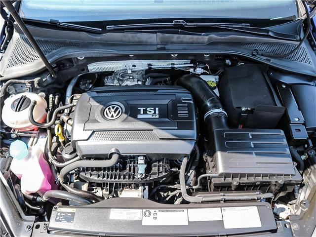 2016 Volkswagen Golf R 2.0 TSI (Stk: WBUR4) in Milton - Image 21 of 26