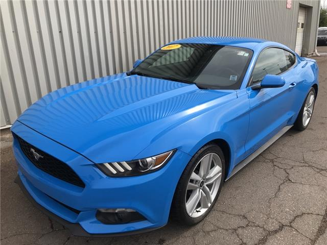 2017 Ford Mustang V6 (Stk: X4748A) in Charlottetown - Image 1 of 20