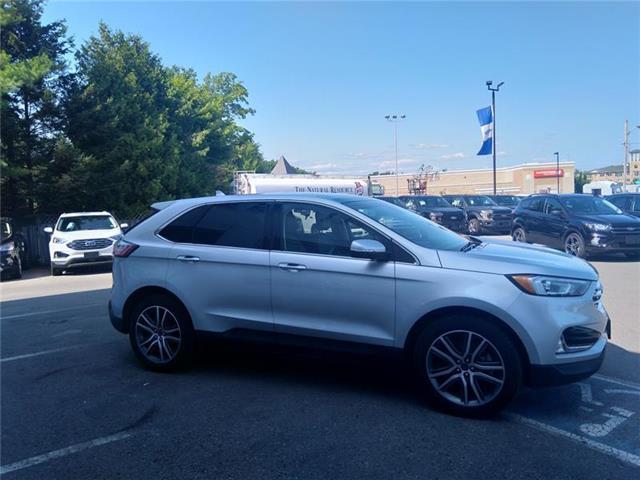 2019 Ford Edge Titanium (Stk: P1326) in Uxbridge - Image 4 of 10