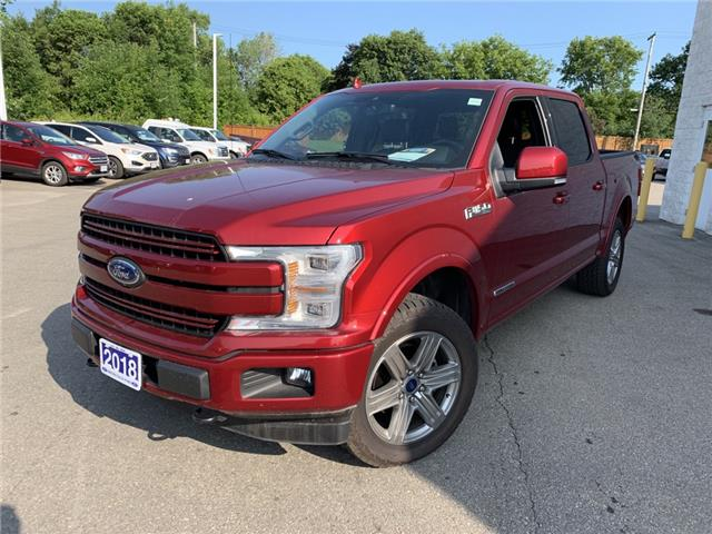 2018 Ford F-150 Lariat (Stk: 18508) in Perth - Image 1 of 15