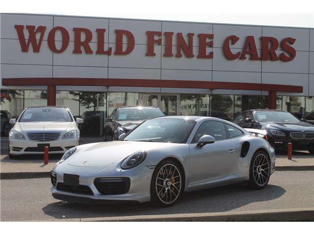 2017 Porsche 911 Turbo S (Stk: 16907) in Toronto - Image 1 of 30