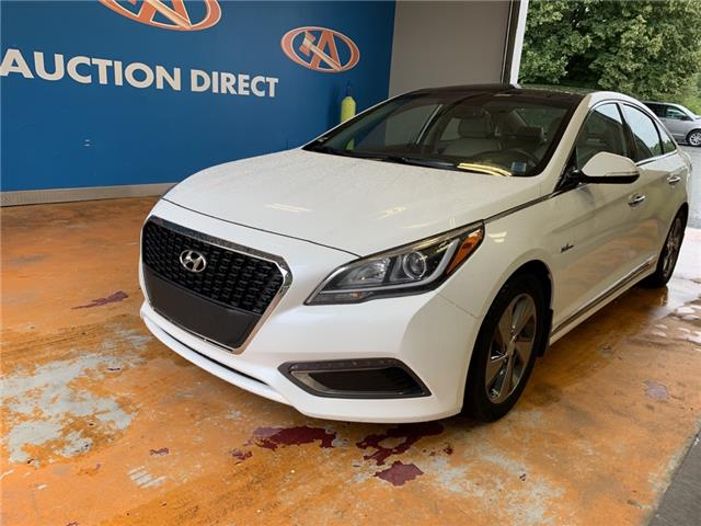 Auction Direct Sackville >> 2017 Hyundai Sonata Hybrid Limited Heated Leather Pano Roof